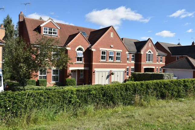 Thumbnail Detached house for sale in Old Gateford Road, Gateford, Worksop