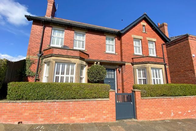 Thumbnail Detached house for sale in Hillingdon House, Greta Street, Saltburn-By-The-Sea