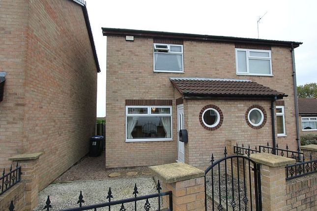 Thumbnail Semi-detached house for sale in Milgrove Crescent, High Green, Sheffield, South Yorkshire