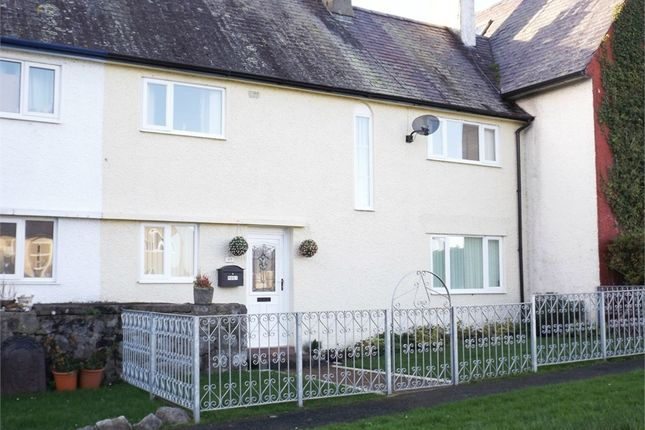 Thumbnail Terraced house for sale in Maes Hyfryd, Beaumaris, Anglesey