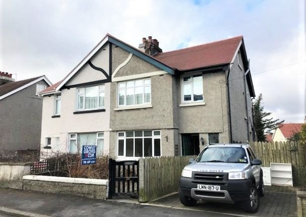 Thumbnail Semi-detached house to rent in Westminster Drive, Douglas, Isle Of Man