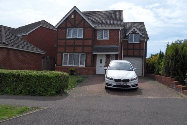 Thumbnail Detached house to rent in Finchale Priory, Bedford