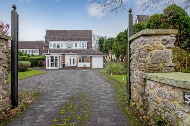 Thumbnail Detached house for sale in Parklands, Darras Hall, Ponteland, Northumberland
