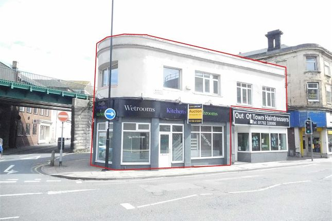 Retail premises for sale in Market Street, Stoke-On-Trent, Staffordshire