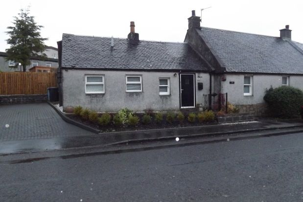 Thumbnail Cottage to rent in Baronhill, Cumbernauld, Glasgow