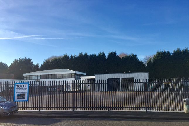 Warehouse to let in Industrial Estate, Nuneaton