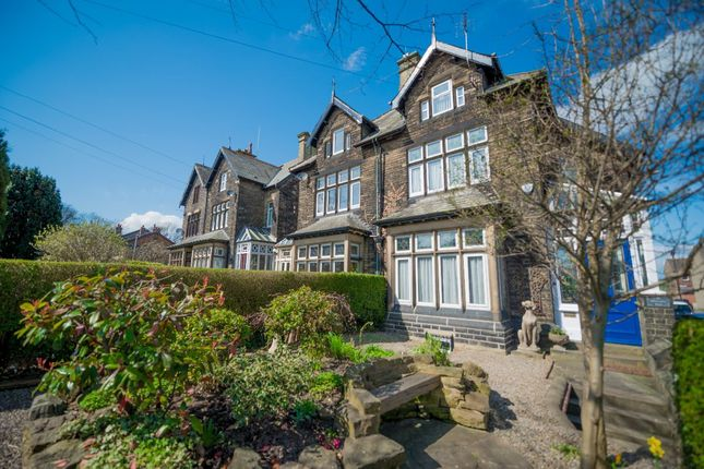 Thumbnail Semi-detached house for sale in Whitcliffe Road, Cleckheaton