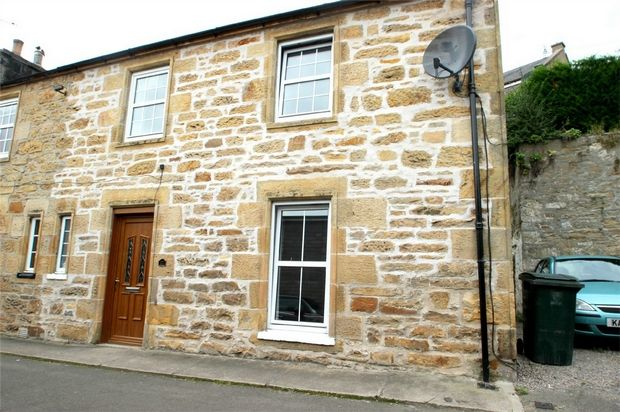 Thumbnail Semi-detached house to rent in Waterside Street, Elgin, Moray