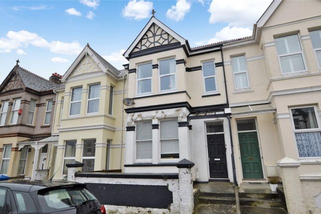 Thumbnail Flat for sale in Chestnut Road, Peverell, Plymouth, Devon