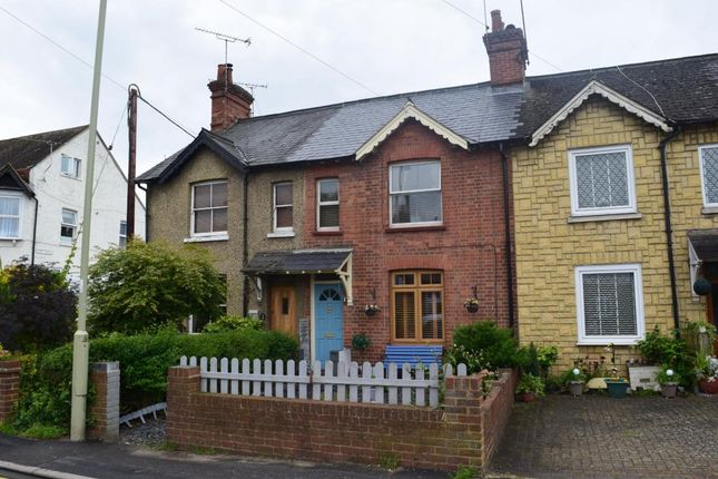 Thumbnail Terraced house for sale in Vicarage Road, Blackwater