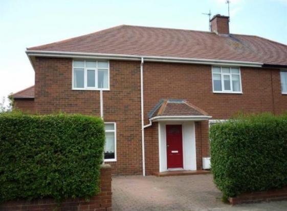 Thumbnail Semi-detached house to rent in Glenallen Gardens, North Shields, Tyne & Wear