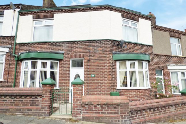 Thumbnail Terraced house for sale in Victoria Road, Barrow-In-Furness, Cumbria