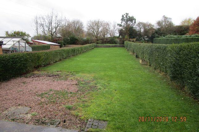 Rear Garden of Scrooby Street, Greasborough, Rotherham S61