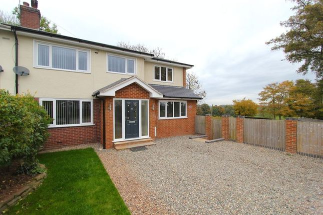 Thumbnail Semi-detached house for sale in Woodrow Way, Ashley, Market Drayton