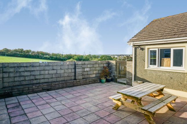 Patio of Links Drive, Pennar, Pembroke Dock SA72