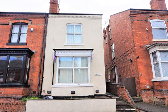 Thumbnail Semi-detached house for sale in Persehouse Street, Walsall