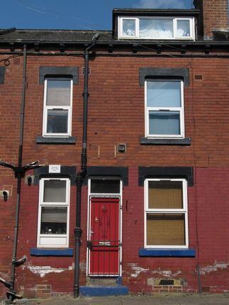 Thumbnail Terraced house to rent in Harold Road, Leeds