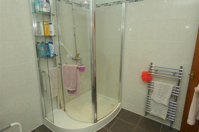 Shower Room of Laburnum Avenue, Huyton, Liverpool L36