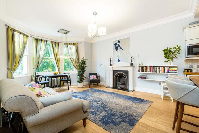 Thumbnail Flat for sale in Edith Road, London