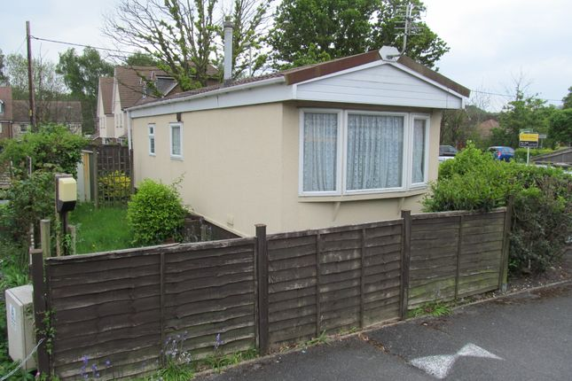 Thumbnail Mobile/park home for sale in Moorgreen Park (5587), Moorgreen Road, West End, Southampton