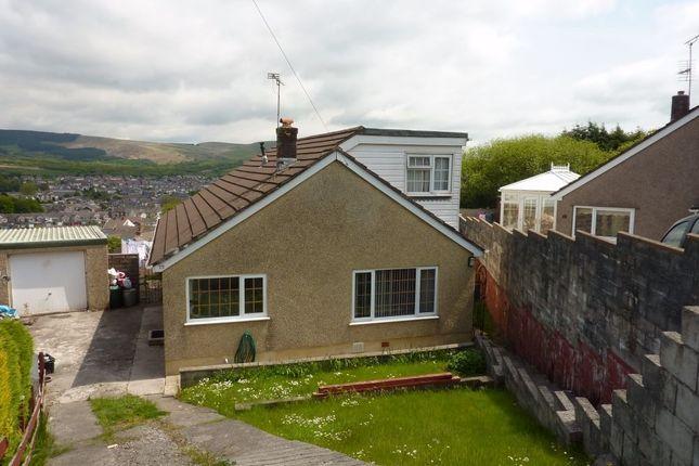 Thumbnail Detached house for sale in 15 Pen Yr Ysgol, Maesteg, Maesteg, Mid Glamorgan