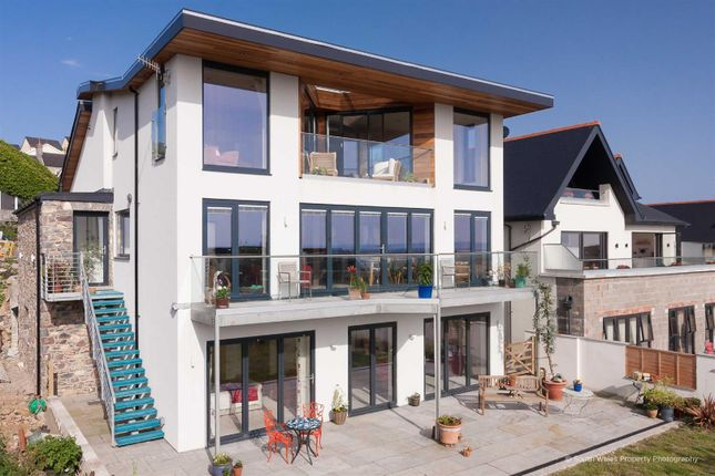Thumbnail Detached house for sale in Craig Yr Eos Avenue, Ogmore-By-Sea, Bridgend