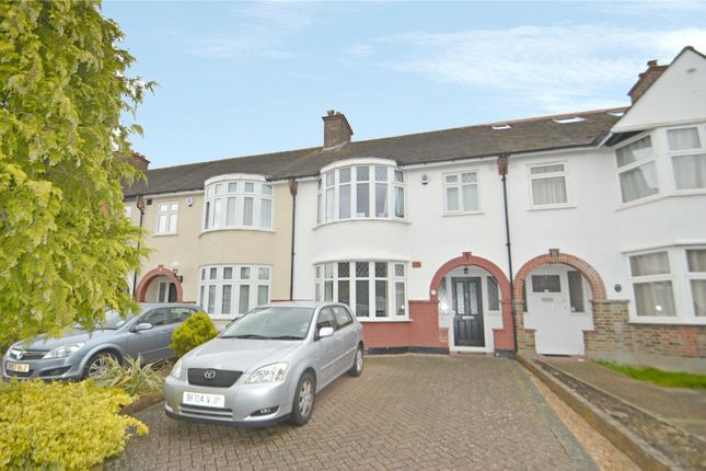 Thumbnail Terraced house for sale in Selwood Road, Croydon