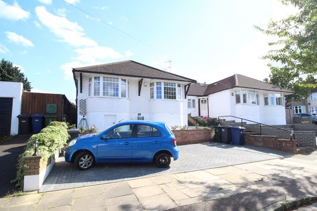 Thumbnail Semi-detached bungalow for sale in Connaught Avenue, East Barnet, East Barnet