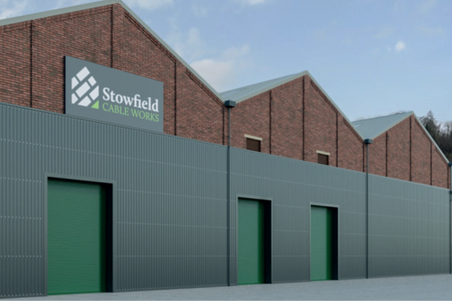 Thumbnail Industrial to let in Stowfield Cable Works, Lydbrook