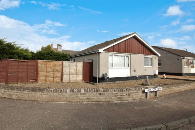 Thumbnail Bungalow for sale in Hayston Park, Balmullo