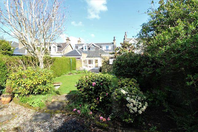 Garden of Learmonth Street, Falkirk FK1