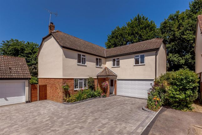 Thumbnail Detached house for sale in Epsom Close, Billericay