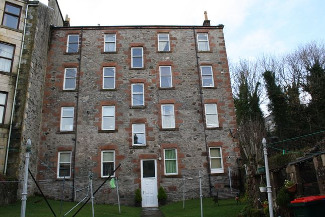 Thumbnail Flat for sale in 27 Argyle Street, Rothesay, Isle Of Bute