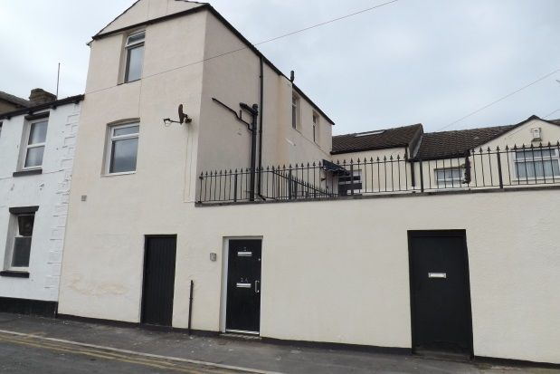 Thumbnail Flat to rent in Cragg Street, Blackpool