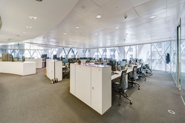Thumbnail Office to let in St. Mary Axe, London