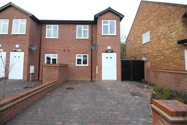 Thumbnail End terrace house to rent in The Bungalow, Alma Row, Harrow