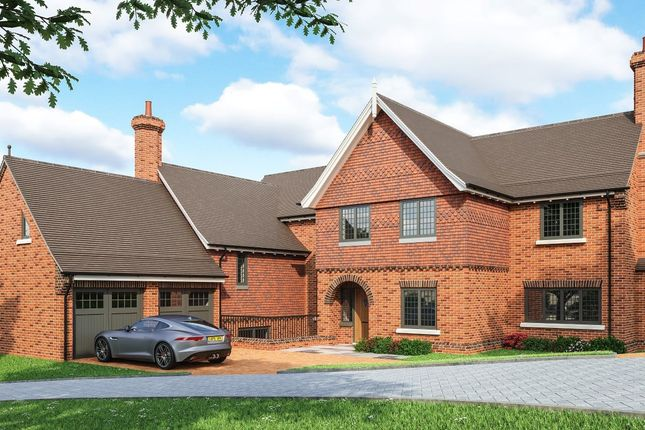 Thumbnail Detached house for sale in Gardeners Hill Road, Wrecclesham, Farnham