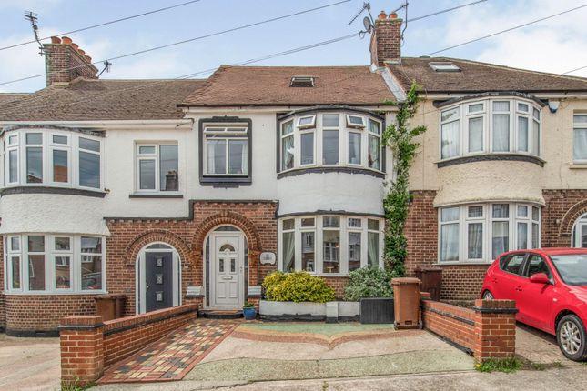 Thumbnail Terraced house for sale in Powlett Road, Strood, Rochester