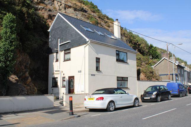 Thumbnail Detached house for sale in Abererch Road, Pwllheli, Gwynedd