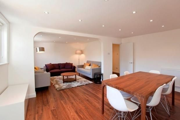 Thumbnail Flat to rent in Finchley Road, St John's Wood, London