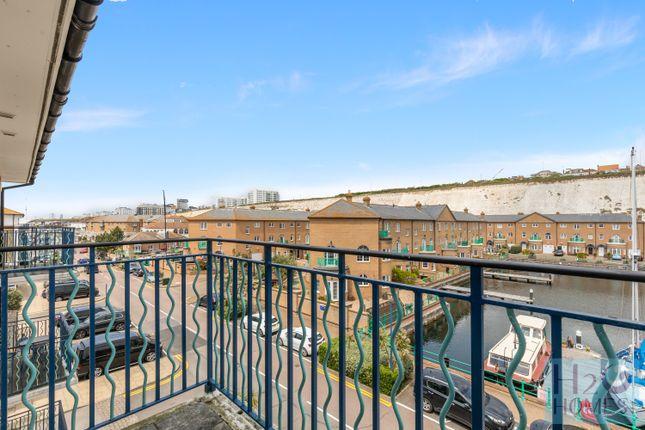 Thumbnail Flat to rent in Merton Court, Brighton Marina Village, Brighton