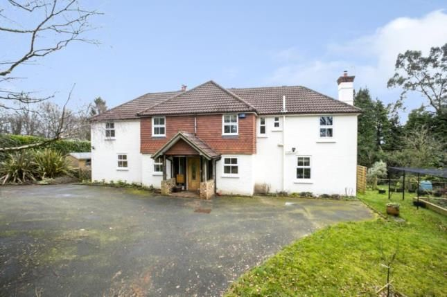 Thumbnail Detached house for sale in Warren Lane, Cross In Hand, Heathfield, East Sussex