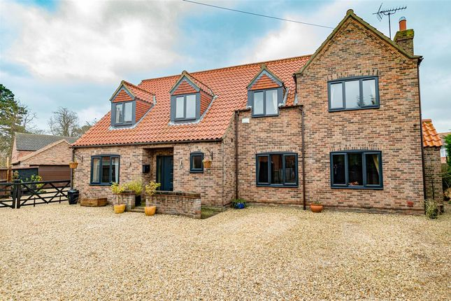 4 bed detached house for sale in Paddocks Estate, Horbling, Sleaford NG34