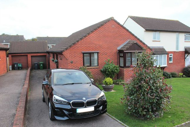Thumbnail Detached bungalow for sale in Bunn Road, Exmouth