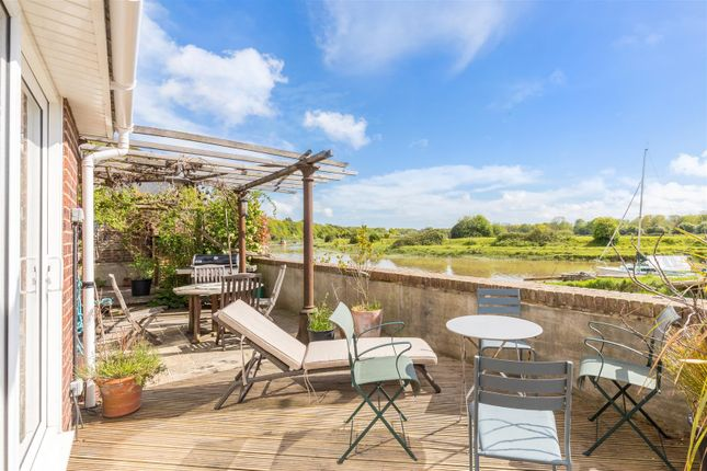 Thumbnail Property for sale in The Moorings, South Street, Lewes