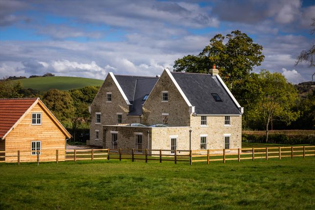 Thumbnail Detached house for sale in Pennhill Farm, Bedchester, Shaftesbury, Dorset SP7.