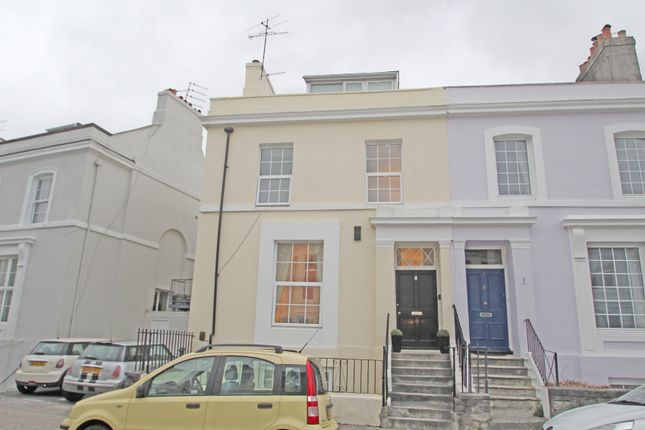 Thumbnail End terrace house for sale in Fellowes Place, Millbridge, Plymouth