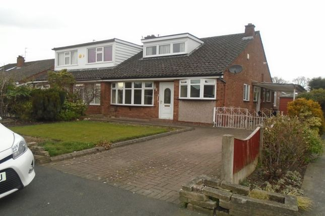 2 bed bungalow to rent in Ashdale Drive, Heald Green, Cheadle