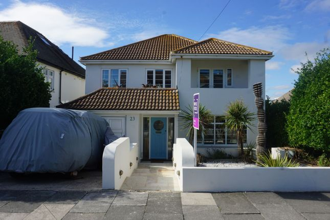 Front View of Chichester Drive East, Saltdean, Brighton BN2