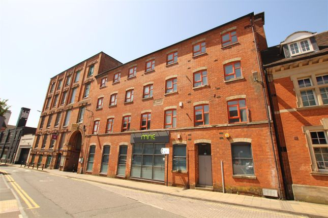 Front Elevation of Phoenix Yard, Upper Brown Street, Leicester LE1